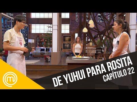 Yuhui dedica su plato a Rosita | MasterChef Chile 3 | Capítulo 22