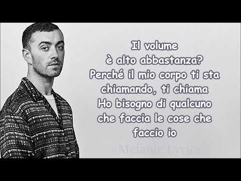Calvin Harris Ft. Sam Smith - Promises || Traduzione In Italiano