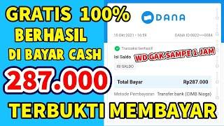 Berhasil Dibayar 287.000 Tanpa Deposit 100% Dari APK Lucky Winner - Aplikasi Penghasil Uang 2021