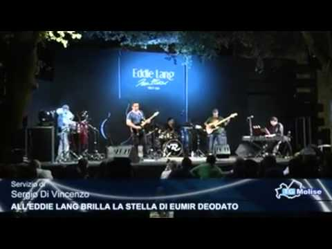 Giorgio Palombino on Percussions with Eumir Deodato