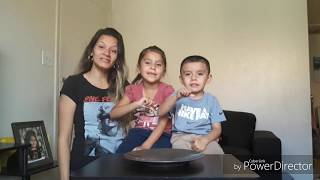 MARSHMELLOW TEST/CHALLENGE **HILARIOUS** MUST WATCH | The Oro Fam |
