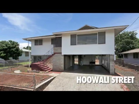 Hoowali Street - Pearl City, Hawaii