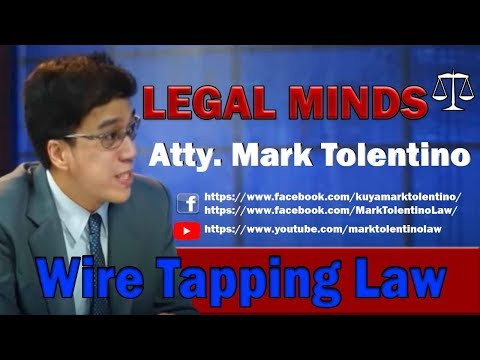 Wire Tapping Law