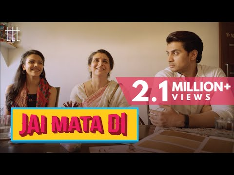Jai Mata Di | Supriya Pilgaonkar, Shriya Pilgaonkar | Short Film of the Day