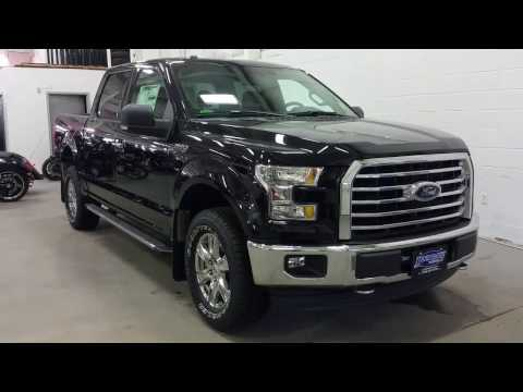 2017 Ford F-150 Supercrew XLT XTR W/ Back up camera, A/C Review | Boundary Ford