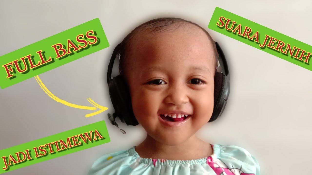 Headset Bluetooth super bass