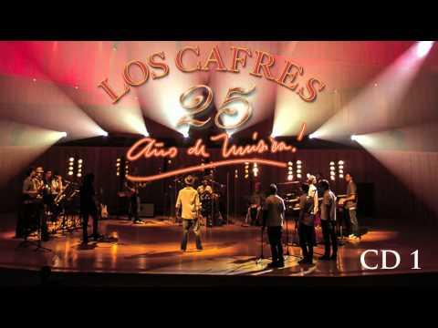 Los Cafres  25 años , FULL ALBUM 2013  CD 1