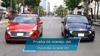Revisamos a fondo el Hyudai Grand i10 2021