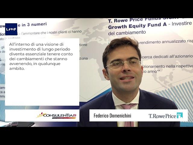 Consulentia 2019 - Federico Domenichini (T Rowe Price)