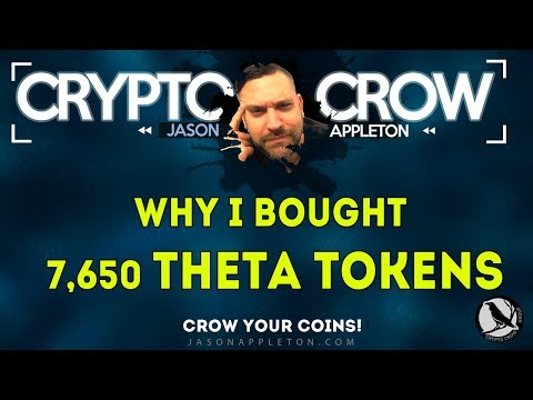 Why I Bought 7,650 Theta Tokens
