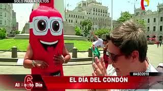El día del condón también se celebra en el Perú