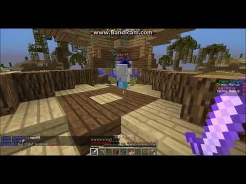 Minecraft: Annihilation Hacker [skrif] (Canyon) CZ/SK
