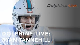 Ryan Tannehill is excited for what is to come | Miami Dolphins
