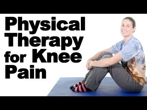 Physical Therapy for Knee Pain Relief - Ask Doctor Jo