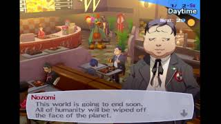 Shin Megami Tensei : Persona 3 FES -202- Salvation Clearance