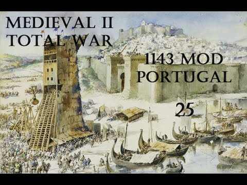 Medieval II Total War: 1143 Mod Portuguese campaign part 25: Almohads demise!