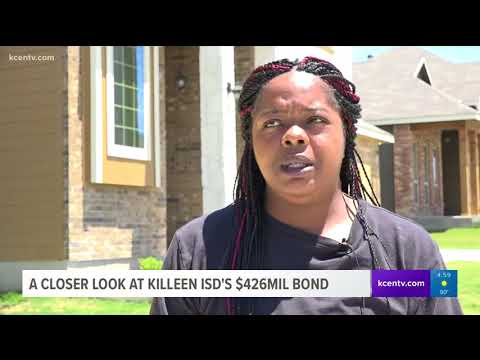 A closer look at Killeen ISD's $426Mil bond
