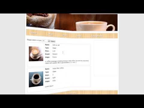 Create a website with PHP - Part 3 CMS (1/2)