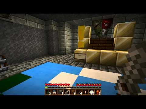 Minecraft Adventure Inspector Hemlock and the Bermuda Circus   Part 5 Under The City sewer level