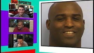 Ricky Williams Arrested In Texas, Smiling Mug Shot | TMZ Sports