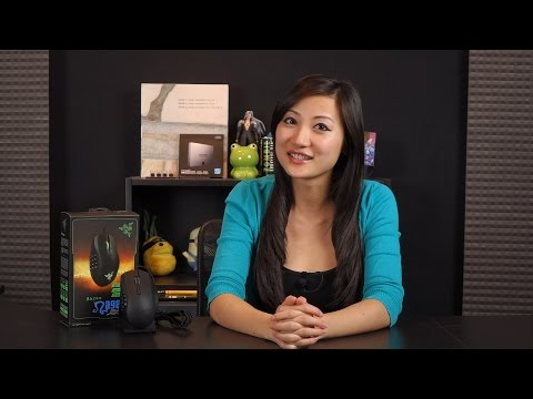Razer Naga 2014 MMO Gaming Mouse Review