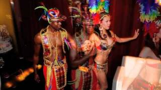 COOL IT DOWN!!! TRINIDAD CARNIVAL 2011 NEW GROOVY SOCA MIX PICS OF RONNIE & CARO BAND LAUNCH