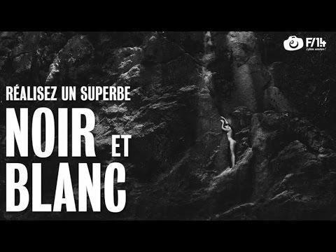 Realisez Un Superbe Noir Et Blanc Photoshop F 1 4 S04e33 Youtube