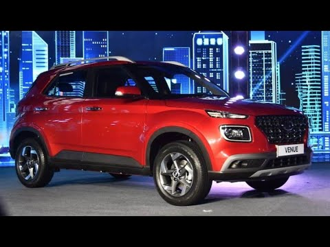 Hyundai Venue SUV | Interior,Exterior, Features and Specifications Full Review