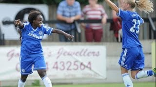 Chelsea 4-0 Doncaster Belles, FAWSL Goals & Highlights
