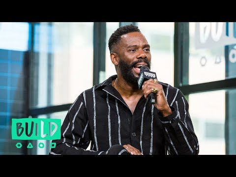 """Colman Domingo Discusses Season 4 Of """"Fear the Walking Dead"""" & """"Summer: The Donna Summer Musical"""""""