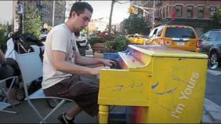 Download 25 Pianos in One Day - Empire State of Mind MP3 song and Music Video