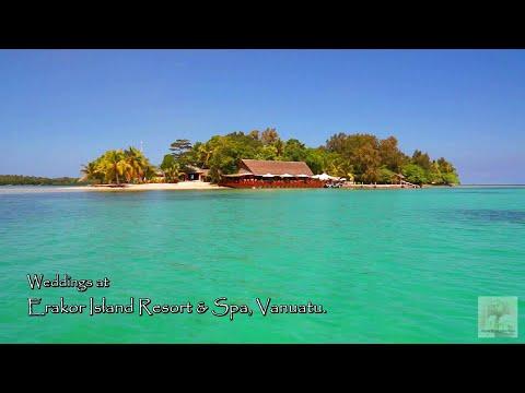 Wedding Video Vanuatu & Erakor Island Resort & Spa - Full Version 2015