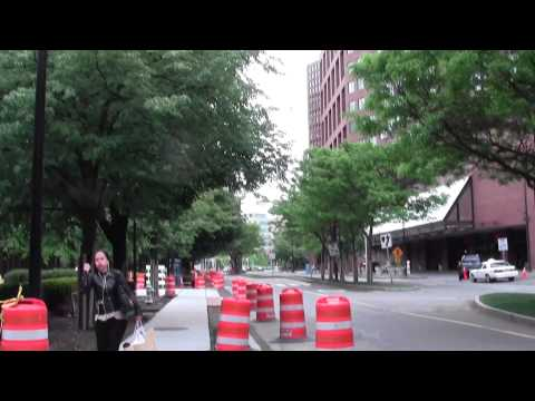 Urban Options: Kendall Square Cambridge MA Part 1 Art Park.
