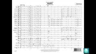 Happy (from Despicable Me 2) arr. John Berry