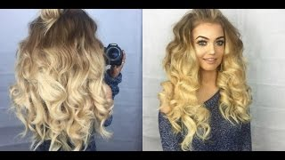ALL ABOUT MT HAIR: GOING BACK BLONDE & MICROLOOP HAIR EXTENSIONS! | iclelivzi