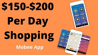 Get Paid To Shop-Earn $150-$200 Per Day!