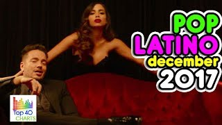 Video POP LATINO 🎤 DICIEMBRE 2017 LO MAS NUEVO 🎉 Camila Cabello, Luis Fonsi, Anitta, Carlos Vives Juanes download MP3, 3GP, MP4, WEBM, AVI, FLV Desember 2017