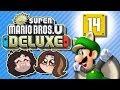 Super Mario Bros U Deluxe: Fire Bros - PART 14 - Game Grumps