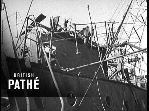British Ship Bombed In Tarragona Aka Tarragona Harbour (1938)