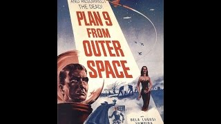 Plan 9 From Outer Space Trailer 1959: Ed Wood Movie