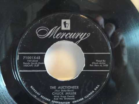 Chuck Miller - The Auctioneer