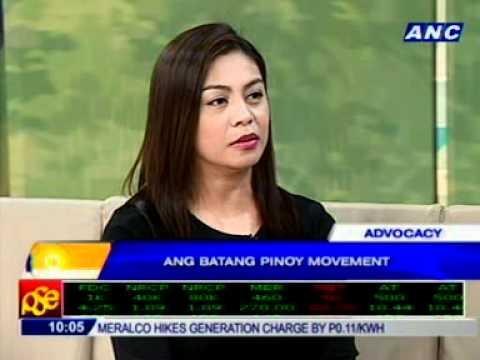 [ANC Mornings]  Advocacy: Ang Batang Pinoy Movement