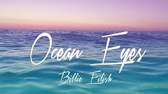 Billie Eilish - Ocean Eyes (Lyrics)