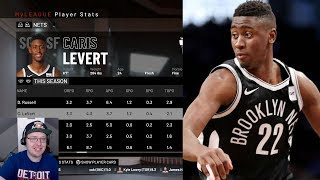 Caris Levert Returning To The Brooklyn Nets Makes Them VERY DANGEROUS