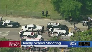 Two Adults Dead In Apparent Murder-Suicide At SoCal Elementary School