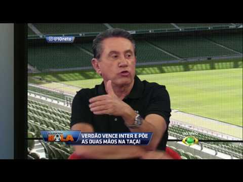 Palmeiras Já é Campeão, Diz Maravilha