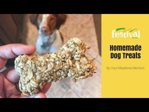 How To: Homemade Dog Treats