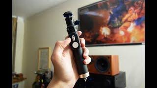 видео Чехол для Bluetooth Remote Shutter Camera 360
