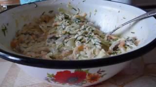 "салат ""узбекистан""  из зелёной  редьки  ч2   ПРИТЧА"