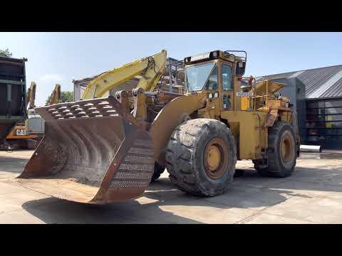 Gebruikte bouwmachine Caterpillar 988F Series II Wiellader